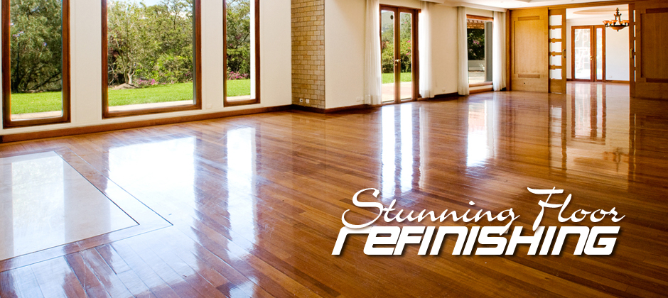 Floor Refinishing Atlanta